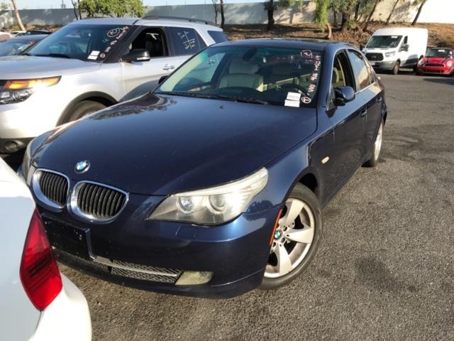 BMW 5 Series 2008 price $4,100