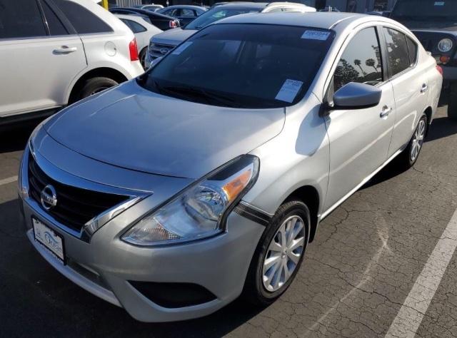 Nissan Versa 2016 price $6,250