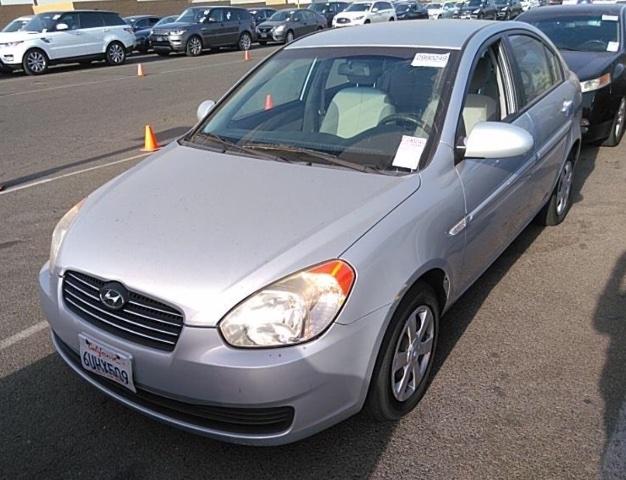 Hyundai Accent 2007 price $2,450