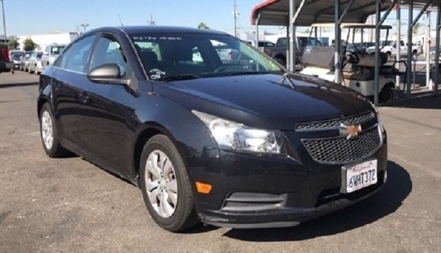 Chevrolet Cruze 2012 price $4,350