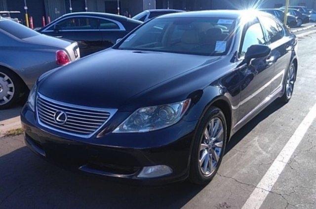 Lexus LS 460 2007 price $5,950