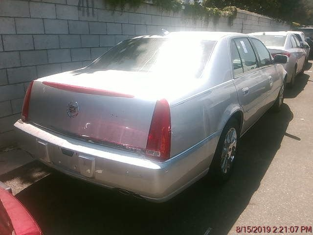 Cadillac DTS 2010 price $3,450