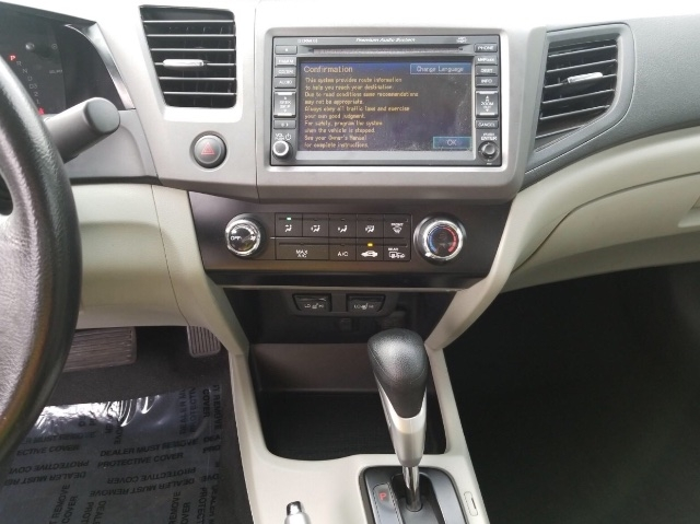 Honda Civic 2012 price $6,250