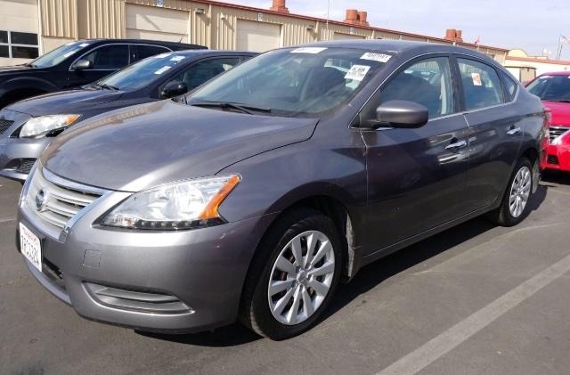 Nissan Sentra 2015 price $6,150