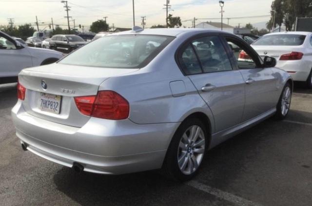 BMW 3 Series 2011 price $4,550