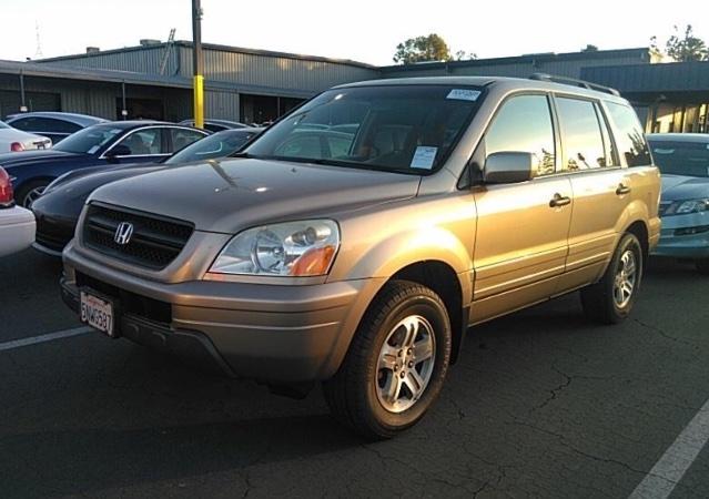 Honda Pilot 2005 price $3,450