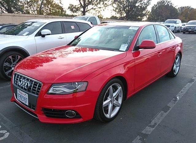 Audi A4 2009 price $4,650