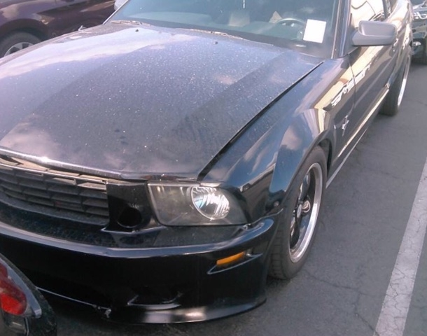 Ford Mustang 2007 price $3,250
