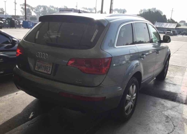 Audi Q7 2007 price $6,250