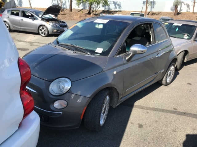 FIAT 500 2013 price $3,450