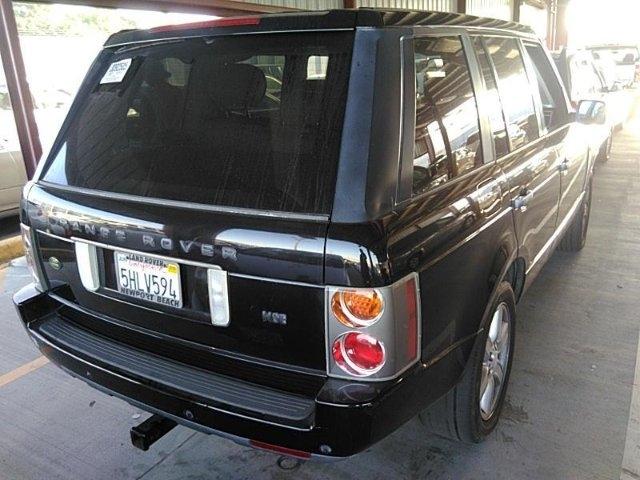 Land Rover Range Rover 2004 price $2,995