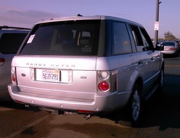 Land Rover Range Rover 2006 price $5,250
