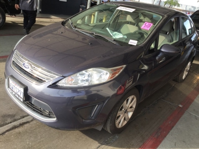 Ford Fiesta 2012 price $3,200