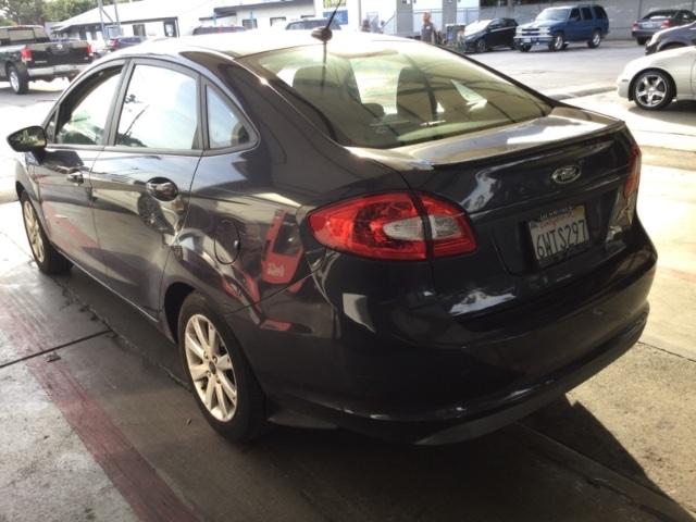 Ford Fiesta 2012 price $3,200