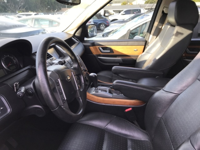 Land Rover Range Rover Sport 2006 price $4,500