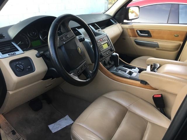 Land Rover Range Rover Sport 2006 price $4,200