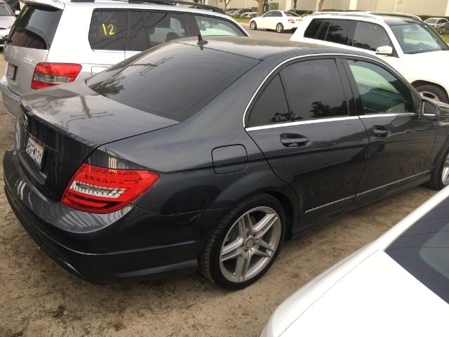 Mercedes-Benz C-Class 2014 price $12,150