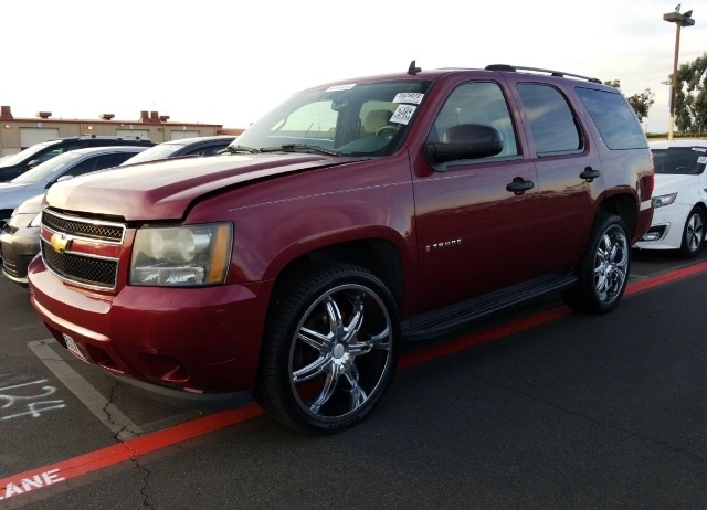 Chevrolet Tahoe 2007 price $6,450