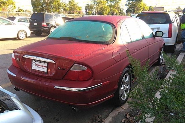 Jaguar S-Type 2000 price $3,250
