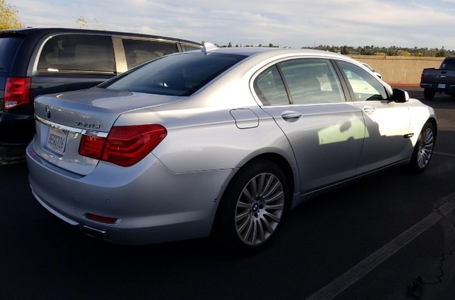 BMW 7 Series 2009 price $6,950