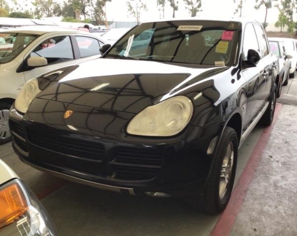 Porsche Cayenne 2006 price $4,250