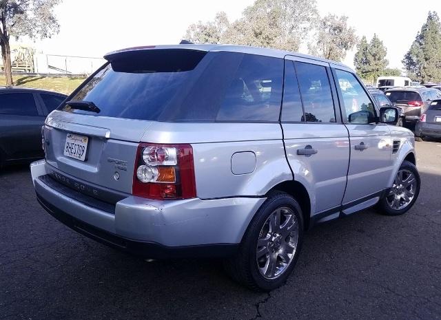 Land Rover Range Rover Sport 2008 price $7,950