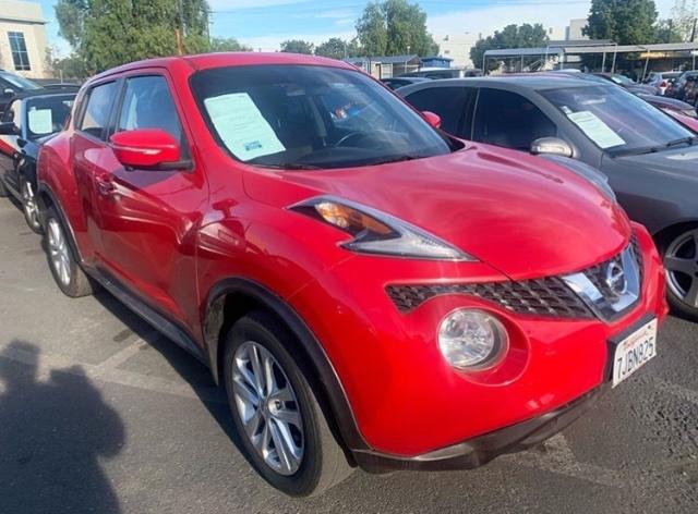 Nissan JUKE 2015 price $7,350
