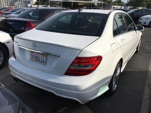 Mercedes-Benz C-Class 2014 price $9,950