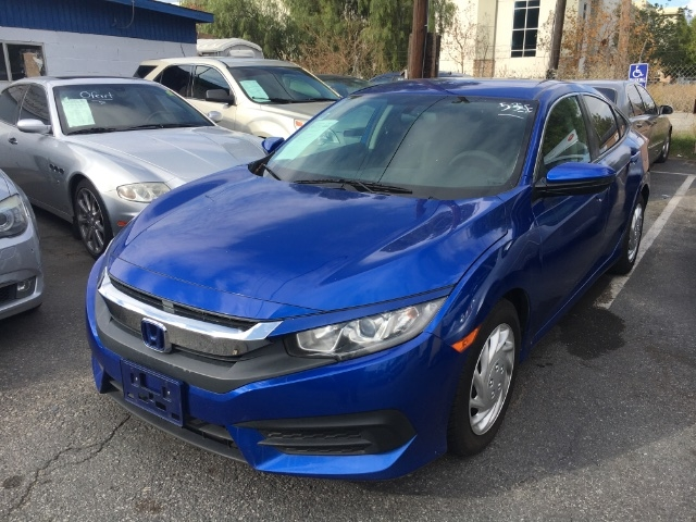 Honda Civic 2016 price $9,950