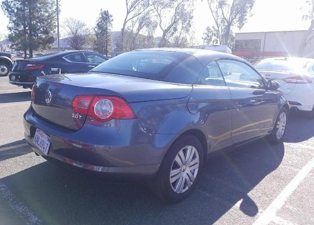 Volkswagen Eos 2007 price $2,950