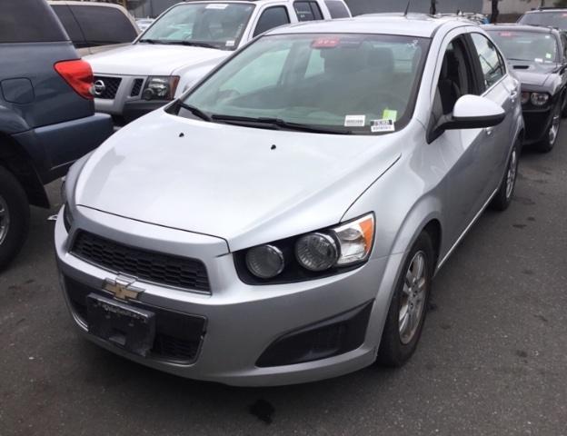 Chevrolet Sonic 2012 price $3,350
