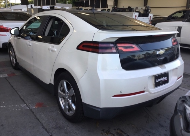Chevrolet Volt 2012 price $5,850