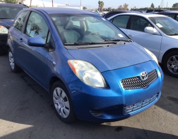 Toyota Yaris 2007 price $2,550