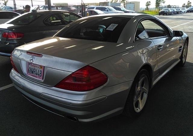 Mercedes-Benz SL-Class 2004 price $6,950