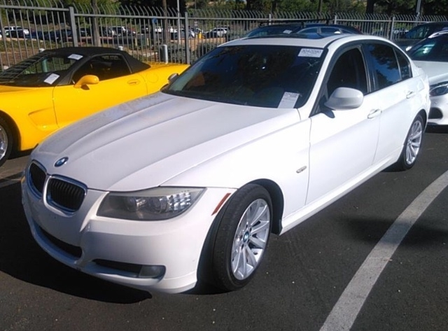 BMW 3 Series 2011 price $4,650