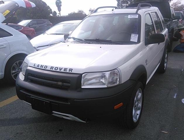 Land Rover Freelander 2002 price $2,750