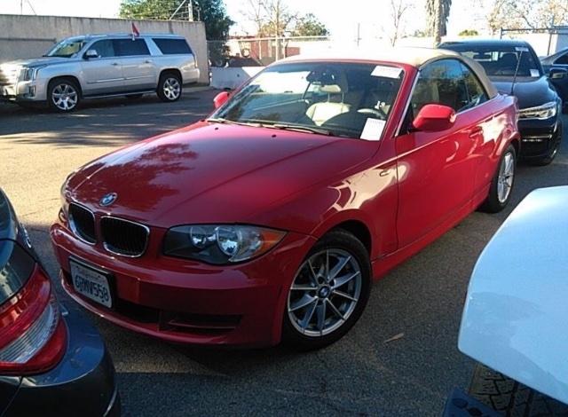 BMW 1 Series 2010 price $6,050