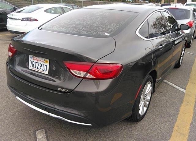 Chrysler 200 2016 price $8,950