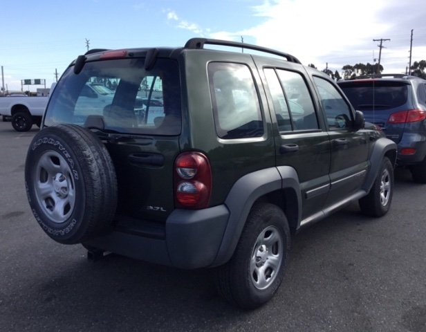 Jeep Liberty 2006 price $3,250