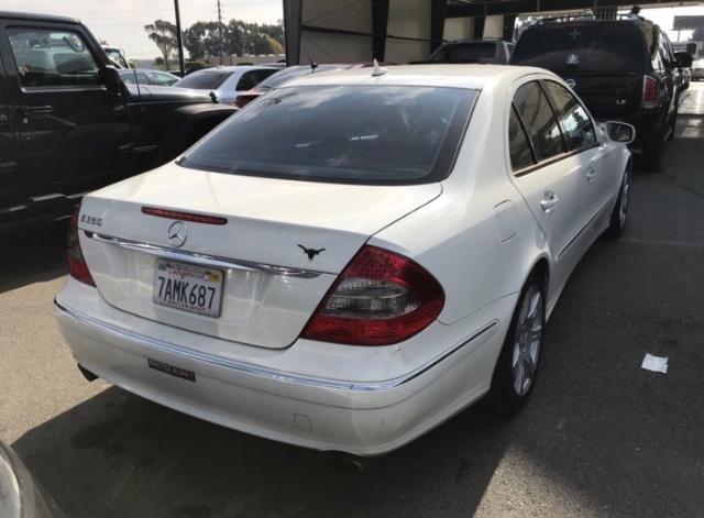 Mercedes-Benz E-Class 2007 price $3,450