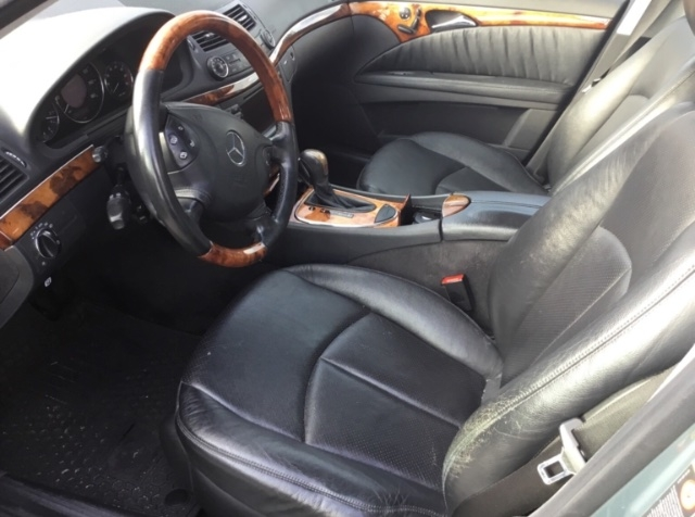 Mercedes-Benz E-Class 2005 price $3,650