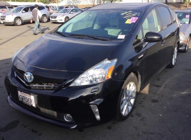 Toyota Prius V 2012 price $6,150