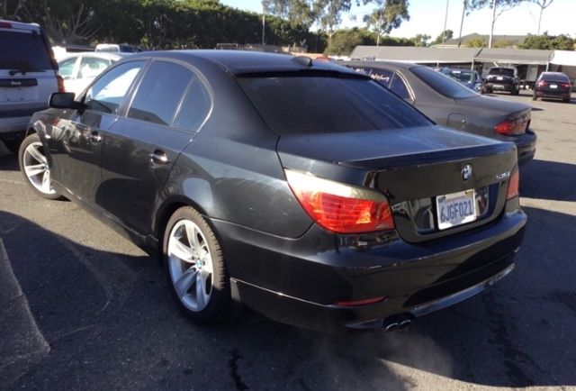 BMW 5 Series 2010 price $4,750