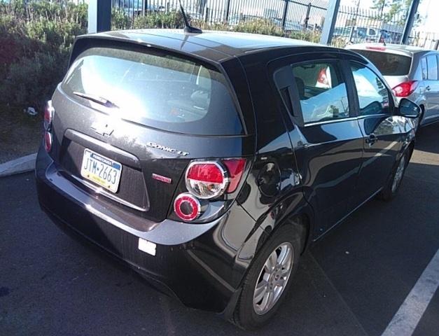 Chevrolet Sonic 2013 price $3,450