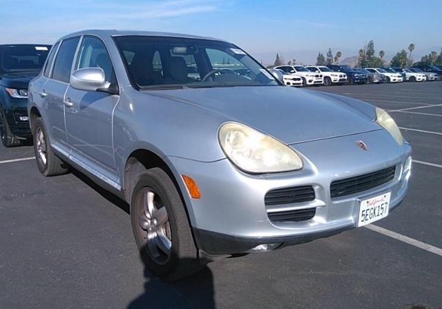 Porsche Cayenne 2004 price $5,450
