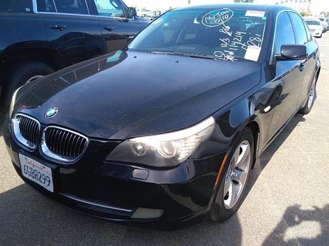BMW 5 Series 2008 price $4,250