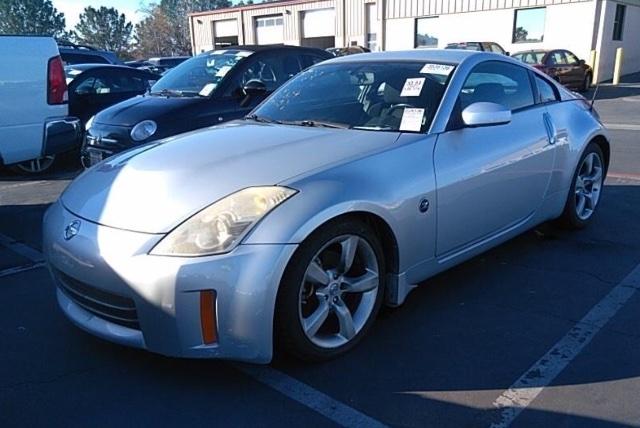 Nissan 350Z 2007 price $4,250
