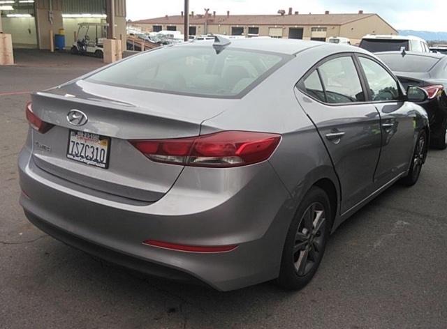 Hyundai Elantra 2017 price $5,450