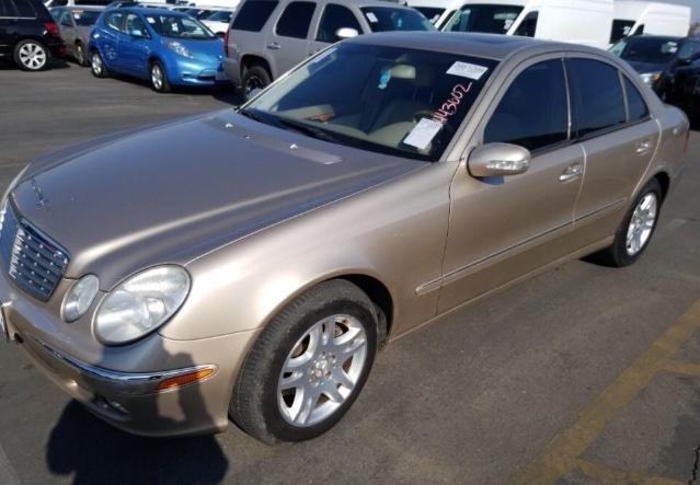 Mercedes-Benz E-Class 2003 price $2,650