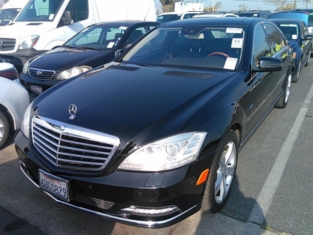 Mercedes-Benz S-Class 2012 price $12,950